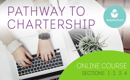 pathway to chartership (p2c) online course