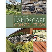 landscape construction book